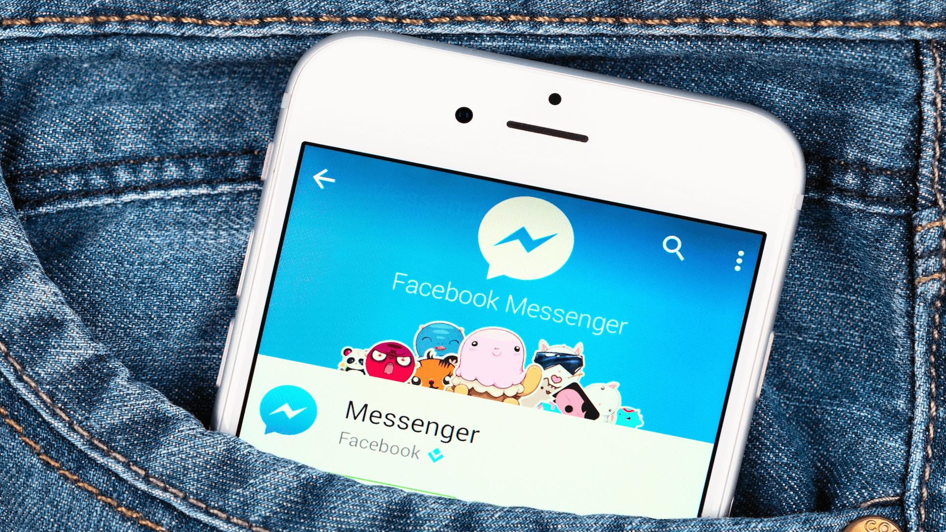 messenger bot for financial advisors