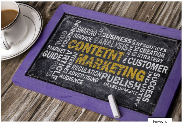 content marketing for financial advisors financier seo
