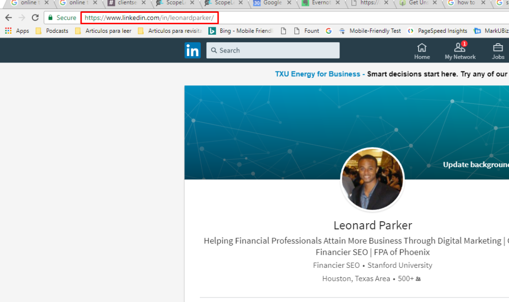 Stanford University Linkedin