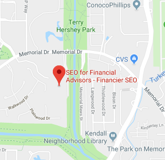 Map 77079.Financial Advisors On Google Maps Financier Seo Digital